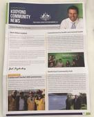 Frydenberg trumpets endangered Green Army in newsletter