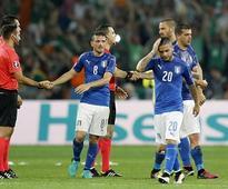 Italy seek to turn the tide of history vs Spain in last 16