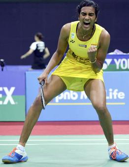 India Open: Sindhu enters final, sets up title date with Marin