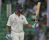 1st Test, Day 3: Vijay, Pujara hit fifties as India reach 159/1 at stumps