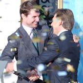 Tom Cruise's secret feud with Scientology leader David Miscavige
