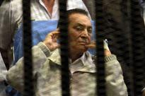 Mubarak goes back to prison
