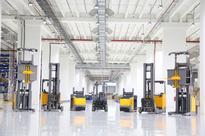 Mercedes-Benz inaugurate new warehouse in Chakan
