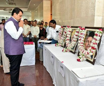 Remembering the martyrs