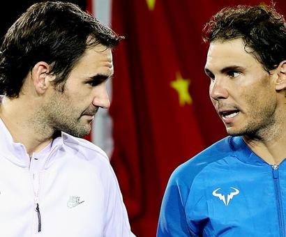 The top men's contenders at the Australian Open