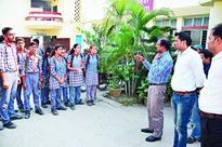 Students bat for axed principal