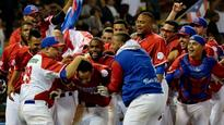 Puerto Rico wins on walk-off HR, joins Venezuela and Mexico in Caribbean Series semifinals