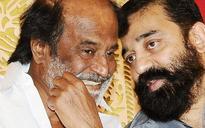 Thalaivar Rajinikanth upset over Kamal Haasan's health condition