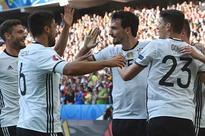 Slick Germany Thrash Slovakia 3-0 to Enter the Last Eight