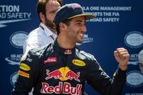 Ricciardo with Red Bull until 2018