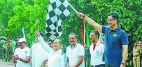 Rashtriya Ekta Divas Rijiju rings out 'unite' call