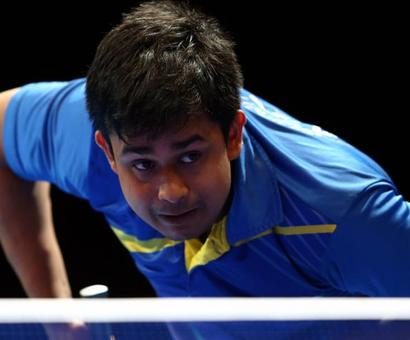 TT player Soumyajit suspended over rape allegation; dropped from CWG squad