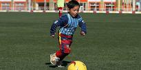 Little Afghan fan to meet Messi soon