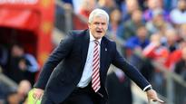 13:06Stoke boss Mark Hughes is targeting first win of the season against Sunderland