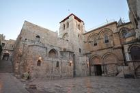 And finally… Tomb of Jesus undergoes first renovations in 200 years
