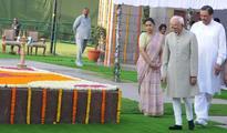 Tributes Paid To Babu Jagjivan Ram On Samta Diwas