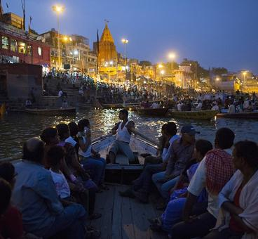 Varanasi: Clean ghats, unclean rivers