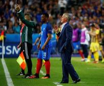 France coach Deschamps wants Martial to be more consistent