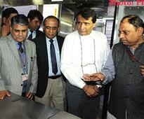 Minister of Railways inaugurates Implementation of E-enabled Track Management System