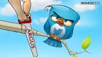 Twitter Inc (NYSE:TWTR) Stock Downgraded at Argus on Revenue Slowdown