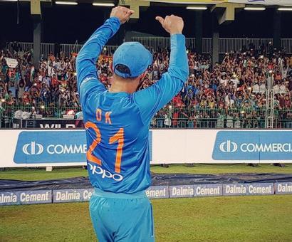Kohli, Sachin hail Karthik's epic innings