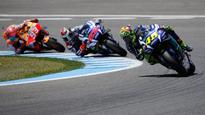 Rossi wins Spanish Grand Prix from pole