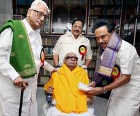 DMK elevates Stalin as Working President
