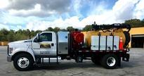 New PTO Truck for Vacuum Excavation Thrills Industry