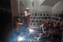 Inside the 410-year-old Turkish Hamam