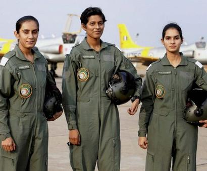 IAF's first three women fighter pilot may fly Mig 21 Bisons