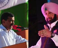 For Amarinder Singh, Delhi CM Kejriwal is a 'sneaky little fellow'
