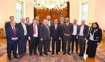 Egypt's Sisi discusses status of jailed dual citizen Halawa with Irish delegation