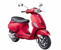 Vespa RED scooter launched at Rs 87,000