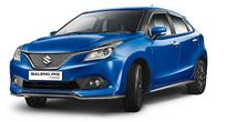 Suzuki/Maruti Baleno And Ignis RS Concepts Unveiled In India