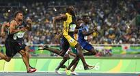 WATCH: Usain Bolt delivers in role of Rio's Olympic saviour