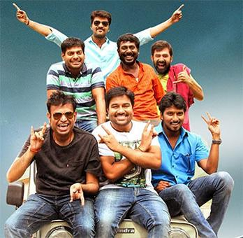 Review Chennai 600028 II: Second Innings is a laugh riot