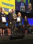 Kansas FFA Alumni Chapter Recognized for Outstanding Service