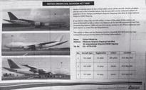 Owners of mystery jumbo jets at KLIA sought
