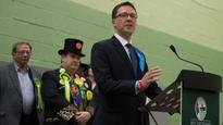 New Witney MP pays tribute to Cameron