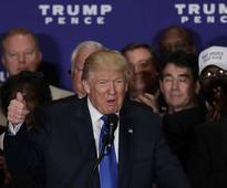 BROWN: Donald Trump, presidential front-runner?