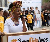 Zoleka Mandela joins Global Road Safety to honour Zezani