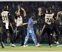New Zealand Cricket recce team visits Holkar Stadium at Indore