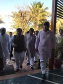 Congress leaders visit Mahesana; Solanki hopeful of Patidar's support to Rahul's rally