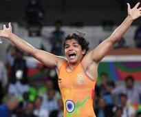 Man Booked For Making Objectionable Remarks Against Sakshi Malik