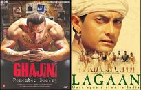 Oh no! Aamir turns GHAJINI for LAGAAN!
