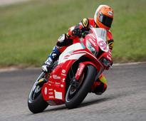 Sarath scores points in Suzuka