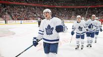 'Welcome to our beer league!' Auston Matthews's stunning NHL debut sets Twitter on fire
