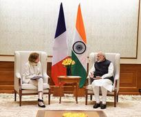 French Minister Parly calls on PM Modi, briefs about defence cooperation