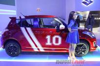 Maruti Swift Deca special edition teased in a video