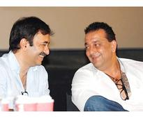 All is well between Sanjay Dutt and Rajkumar Hirani